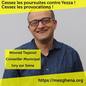 Ils ont soutenu Salim YEZZA